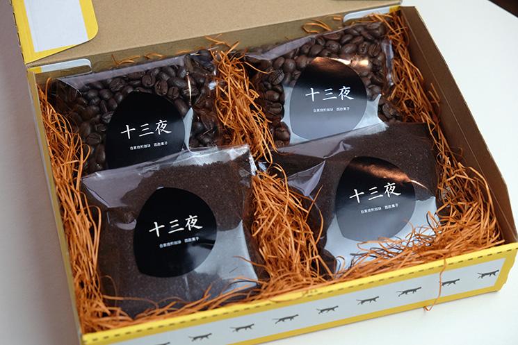 ギフト販売・発送について | 十三夜 自家焙煎珈琲・西欧菓子-gift008